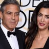George Clooney Gushes over New Wife in Golden Globes Speech; Fashions are Amiss